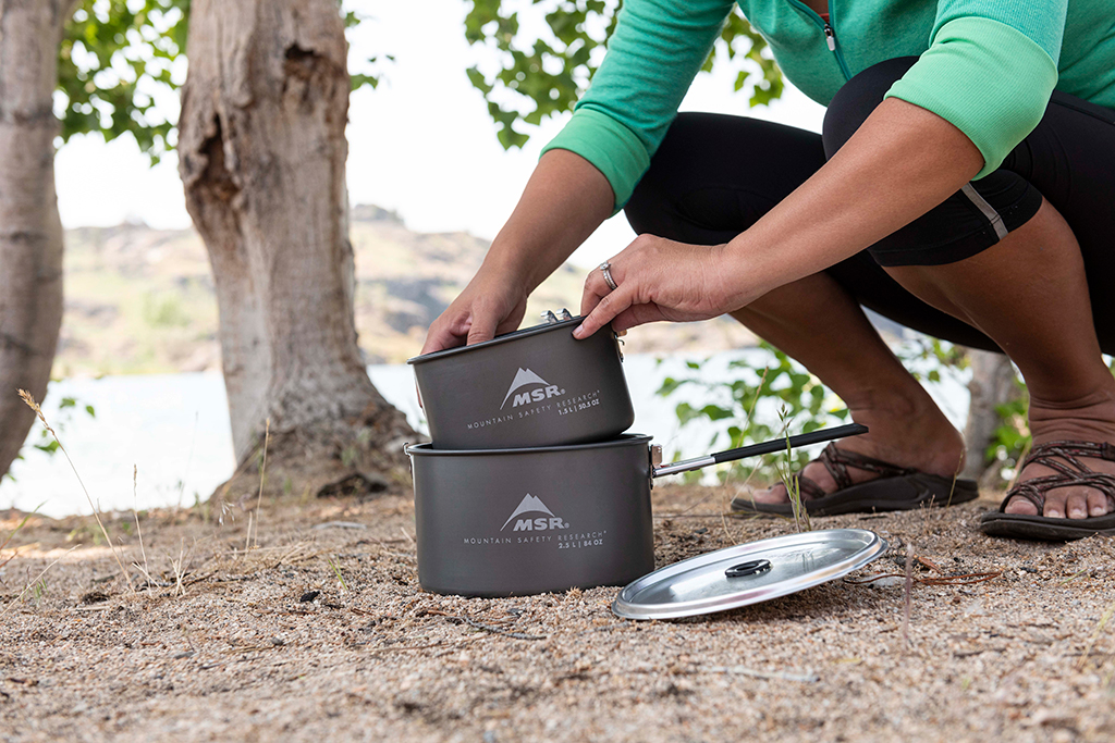 backpacking nesting pots