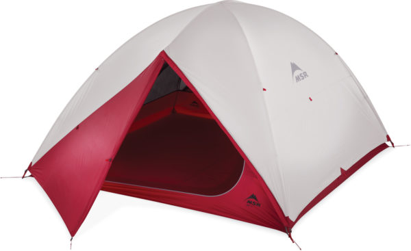 4-person backpacking tent - Zoic 4