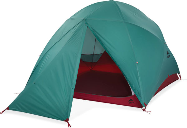 6-person best family camping tent - Habitude 6