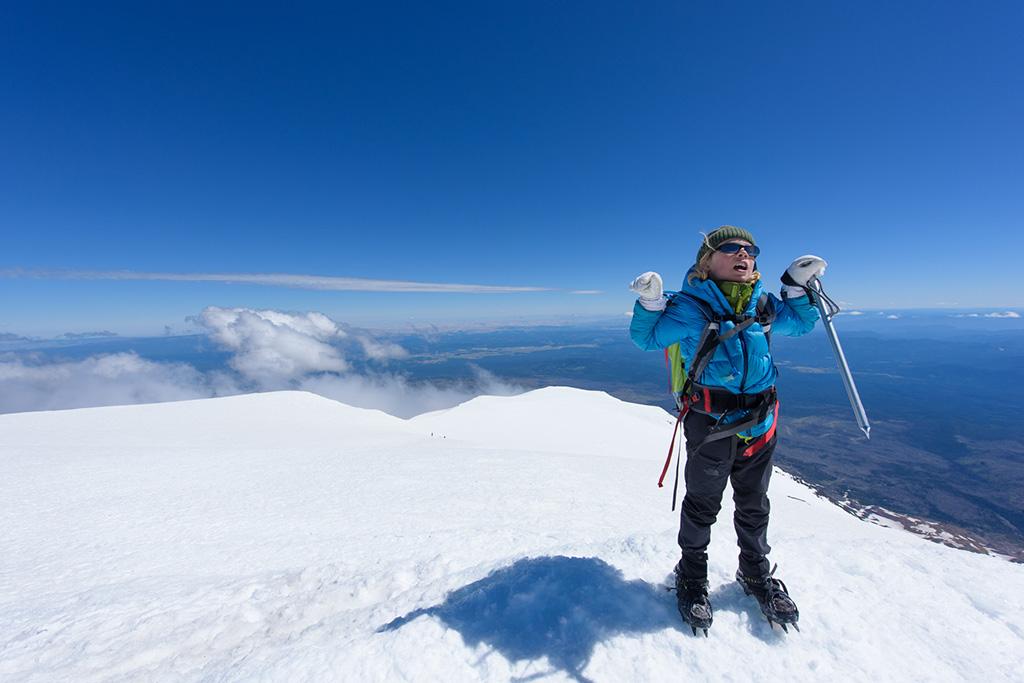 Mount Adams South (Lunch Counter) Climb