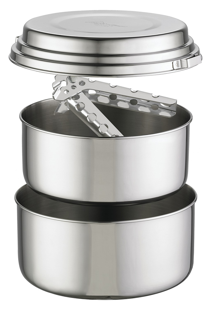 Alpine 2 Pot Set - backpacking cookware