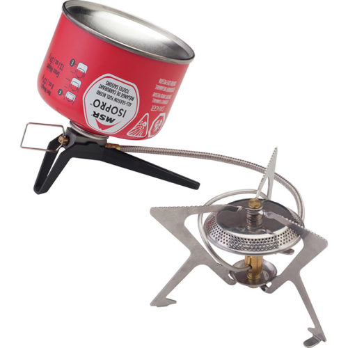WindPro II canister stove