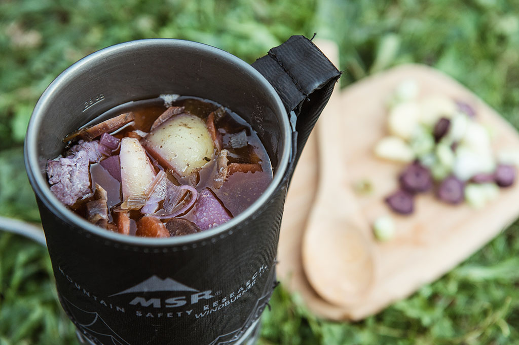 pork stew camp recipes
