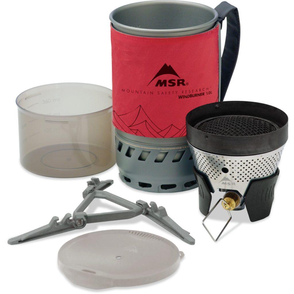WindBurner personal stove