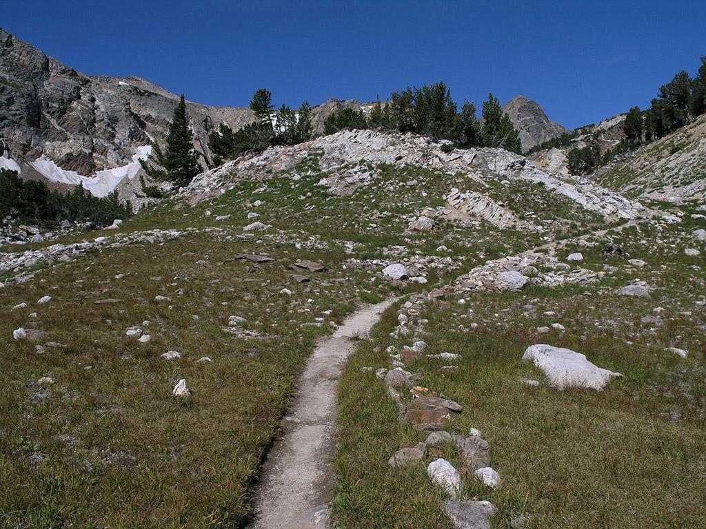 Paintbrush Divide Trail short thru-hike