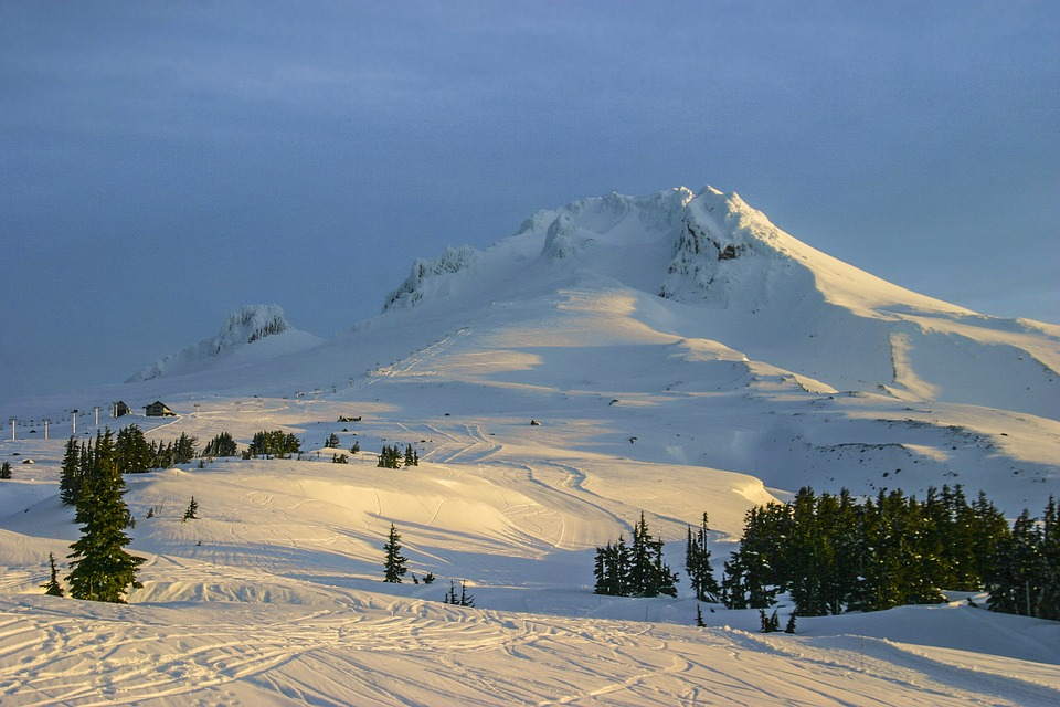 mount-hood-best places to snowshoe