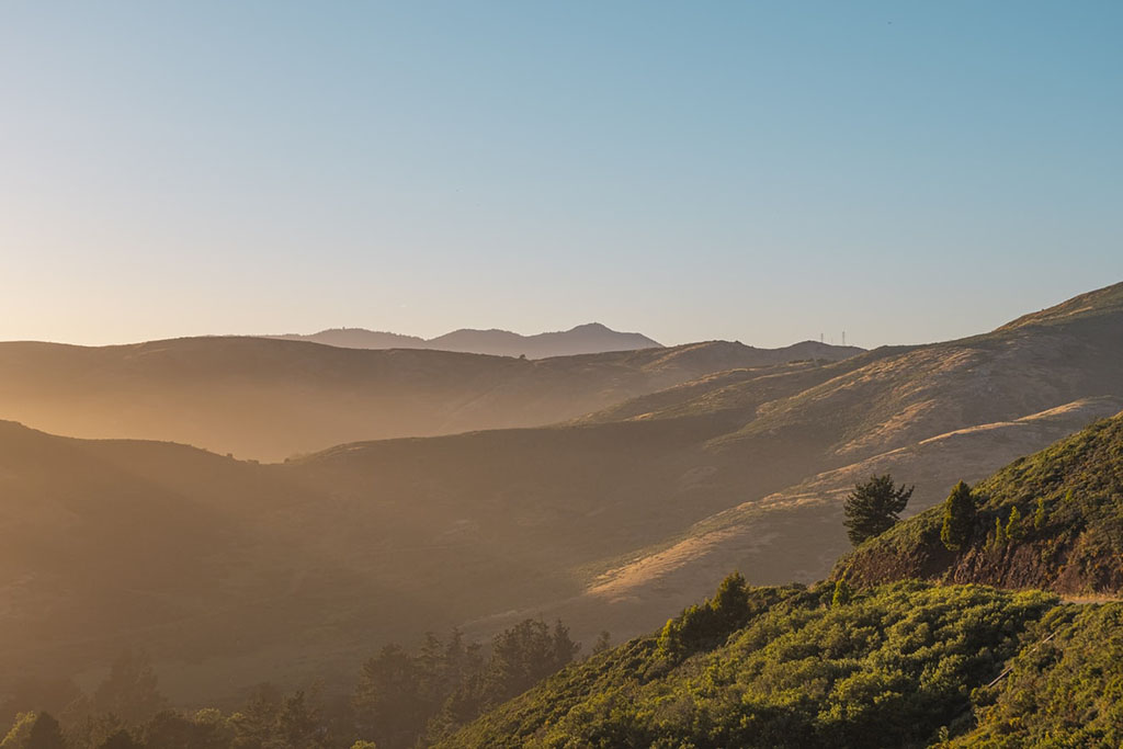 escape the snow in West Marin-Philippe Gauthier