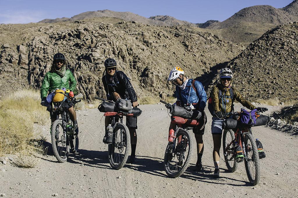 bikepacking death valley