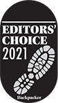 backpacker editor's choice award 2021 small