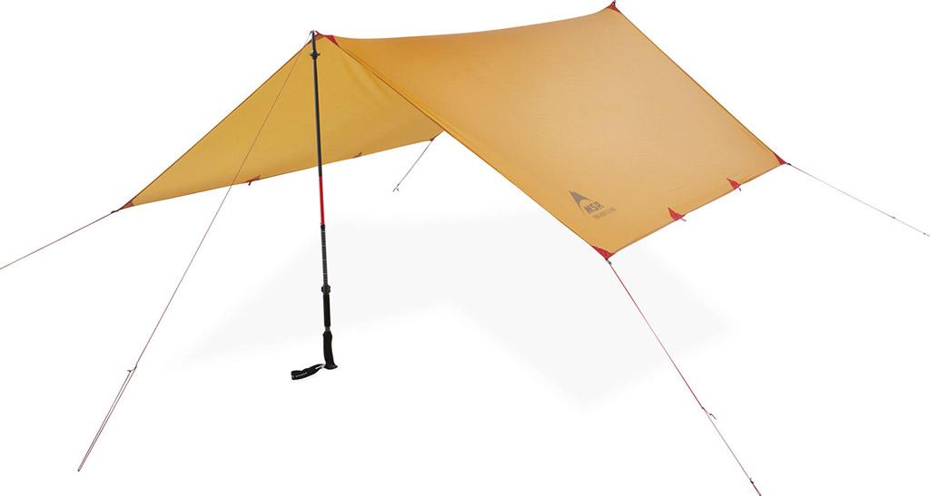 thru hiker shelter