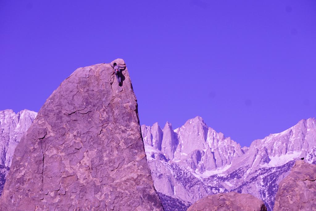 climbing first ascents