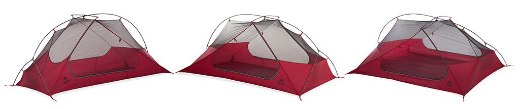 FreeLite Series MSR Tents