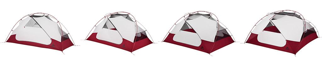 elixir series backpacking tents