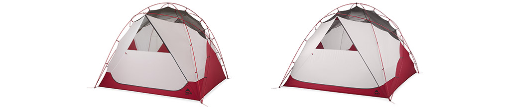 habitude tents 4 and 6 person