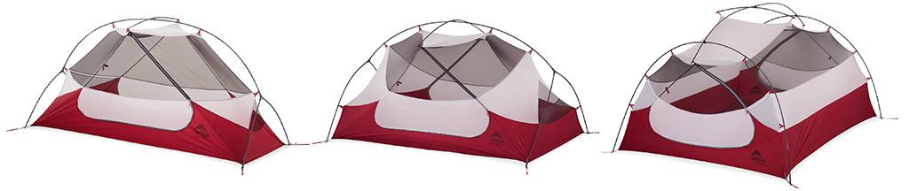 hubba nx series msr tents