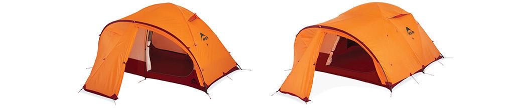 remote all season tents