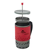WindBurner Coffee Press