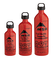 Liquid Fuel Bottles