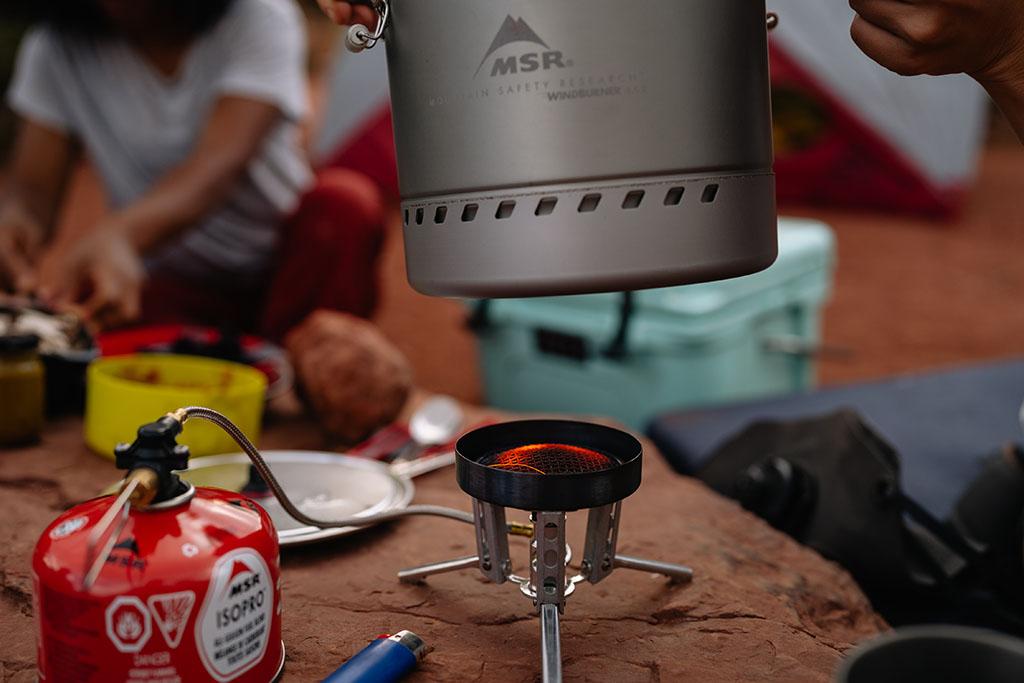 msr stove system