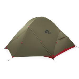 Access™ 3 Three-Person, Four-Season Ski Touring Tent - Green Fly