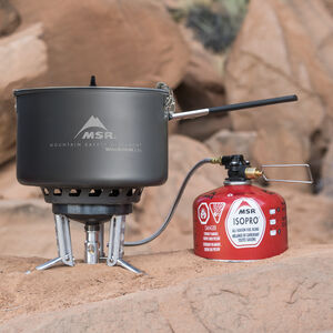 MSR WindBurner® Group Stove System