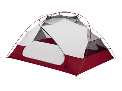 Elixir 3 Grey - Tent Door Open