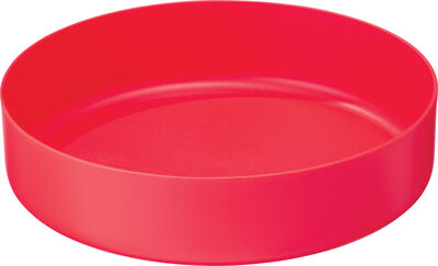 05997 MSR DeepDish Plate | Small | Red