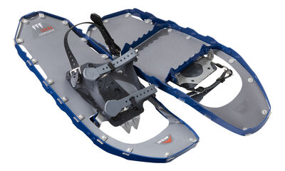 MSR Lightning Trail Snowshoes - Men's Size 22, Spectrum Blue
