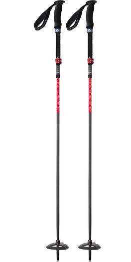 DynaLock™ Ascent Carbon Backcountry Poles