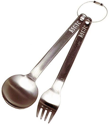 Titan™ Fork and Spoon