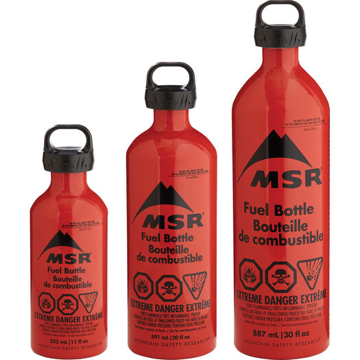 MSR® Fuel Bottles