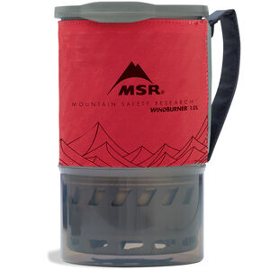 MSR WindBurner® Personal Stove System | 1.0 L | Packed