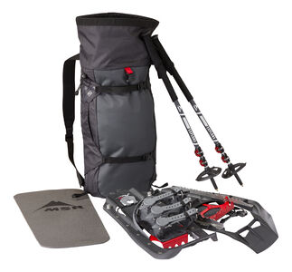 MSR Evo™ Ascent Snowshoe Kit - Unpacked