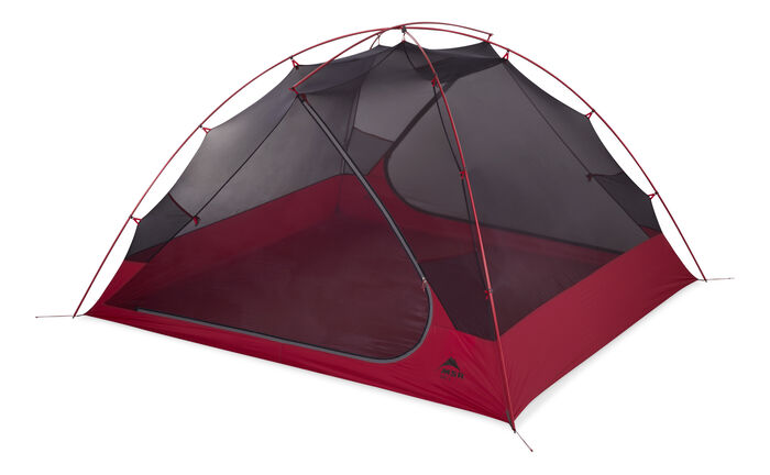 MSR® Zoic™ 4 Zelt für Rucksackwanderungen