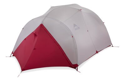 MSR Mutha Hubba NX Tent - Rainfly Door Closed