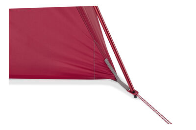 Zoic™ 3 Backpacking Tent - Stake Detail