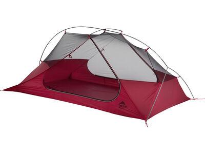 FreeLite 2 Grey - Tent Door Closed