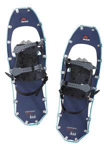 MSR Lightning Trail Snowshoes - Women's Size 22, Caribbean Blue