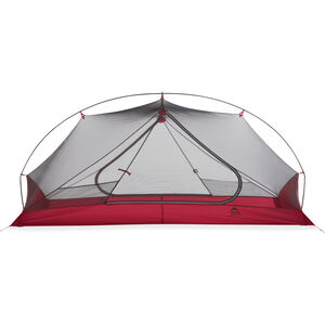 Carbon Reflex 3 Featherweight Tent Backpacking Tents Msr
