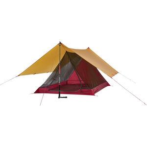 Thru-Hiker Mesh House 2 Trekking Pole Shelter (70 Wing Sold Separately)