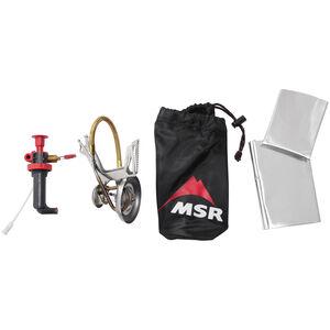 MSR WhisperLite International Backpacking Stove - Contents