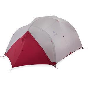MSR Mutha Hubba NX Tent - Rainfly Door Closed