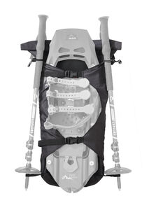 MSR Snowshoe Carry Pack - Snowshoes Attached