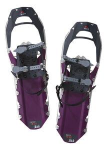 MSR Revo Trail Snowshoes - Women's Size 25, Black Violet