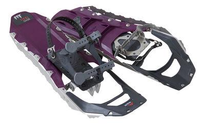 MSR Revo Trail Snowshoes - Women's Size 22, Black Violet
