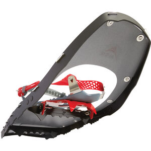 "Lightning™ Ascent Snowshoes - M's Black 22"" - Crampon Detail"