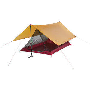 MSR Thru-Hiker Mesh House 2 with 100 Wing