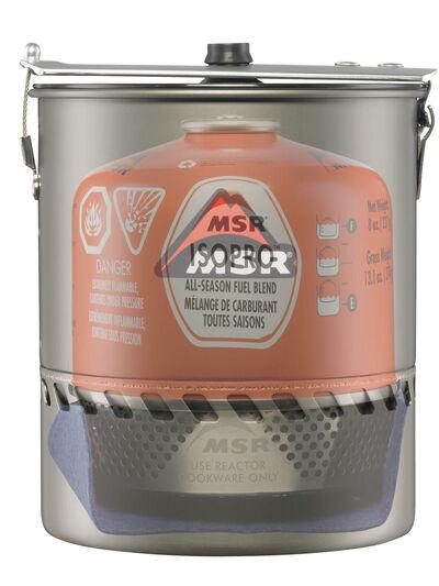 MSR Reactor Olla de Cocina