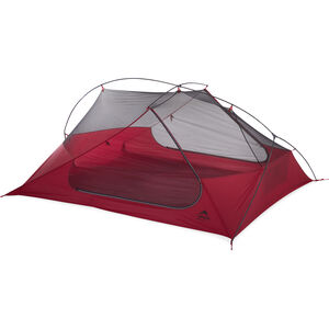 FreeLite 3 Grey - Tent Door Closed