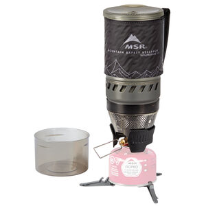 MSR WindBurner® Personal Stove System | 1.0 L | Black